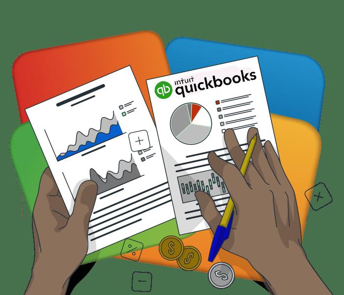 QuickBooks and online sales synchronization