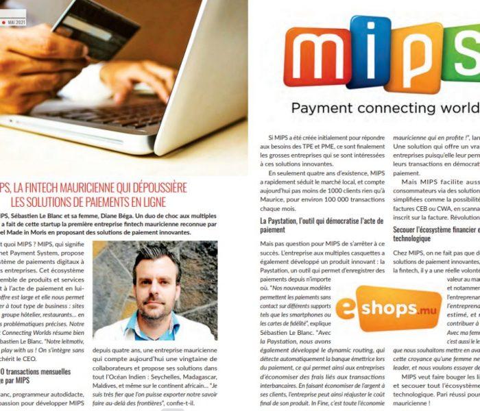 Mips in La Gazette Mag