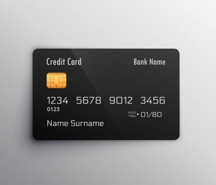 Advantages of paying with a credit card when shopping online